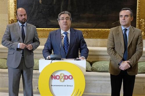 Zoido rescata la idea del edificio puente en el Prado para los juzgados