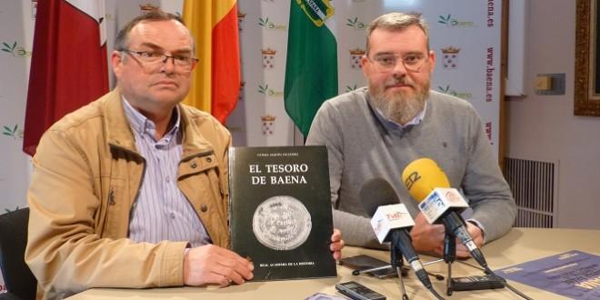José Antonio Morena y Javier Vacas, esta mañana, en la presentación de esta conferencia.
