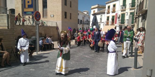 Una imagen de la procesión de 'La Borriquita' en la Semana Santa de 2019.