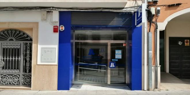 Oficina de Hacienda Local en Baena.