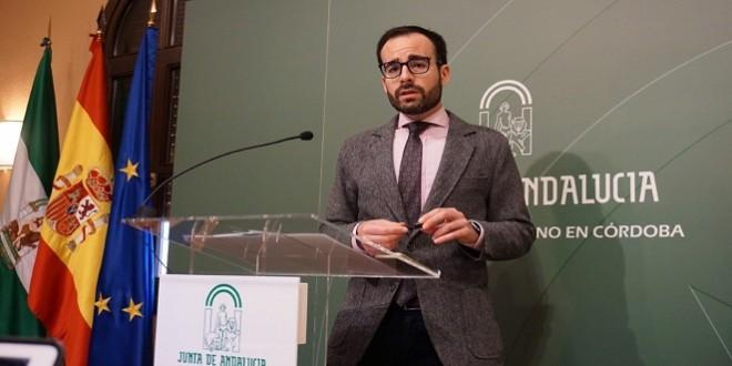 Ángel Herrador, delegado territorial de Empleo, Formación, Trabajo Autónomo, Economía, Conocimiento, Empresas y Universidad.