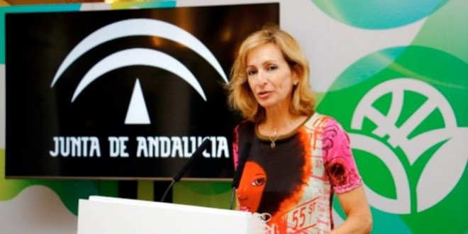 Inmaculada Troncoso, delegada territorial de Políticas Sociales y Conciliación de la Junta en Córdoba.