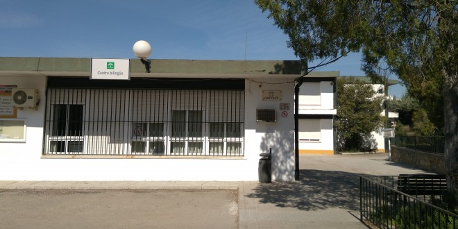 CEIP 'Valverde y Perales' de Baena. Foto de archivo: TV Baena.