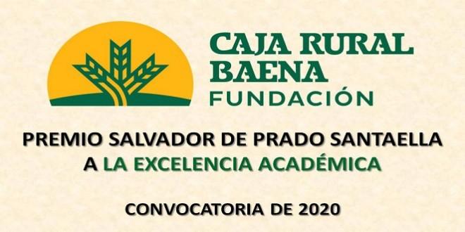 Fundación Caja Rural Convocatoria III Premios Salvador de Prado junio2020 (3)