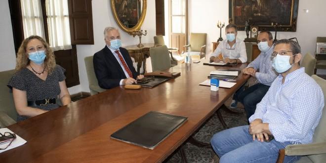 Baena se beneficiará del programa de intervención comunitaria del gobierno provincial - Televisión Baena