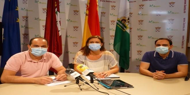 El ayuntamiento recibe 150.000 euros de la Diputación para ayudar a los autónomos - Televisión Baena