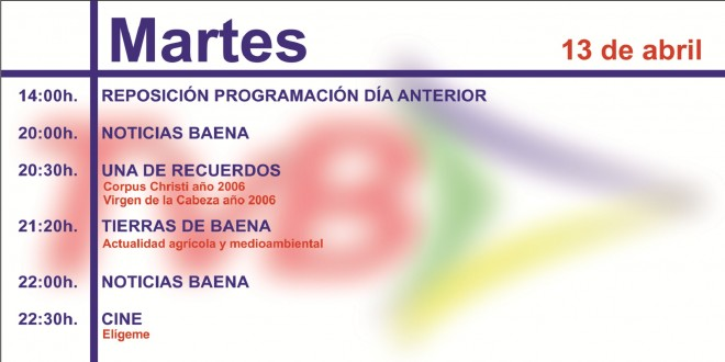 PROGRAMACION LOCAL MARTES 13 ABRIL 2021 (1)