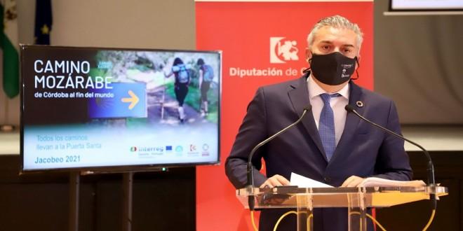 Víctor Montoro, delegado de Programas Europeos y Administración Electrónica de la Diputación de Córdoba.